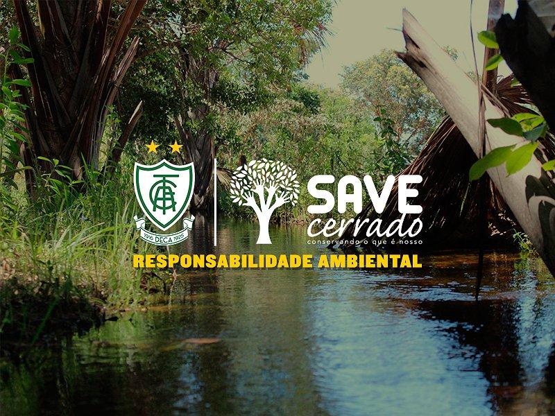 America Mineiro e Save Cerrado