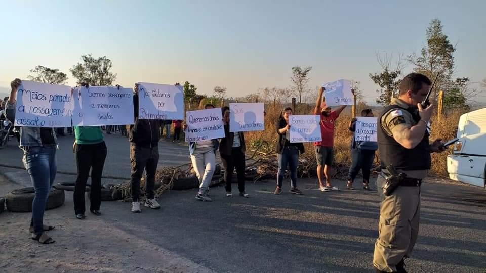 SARITUR continua operando em Brumadinho sem licitacao passagem cara