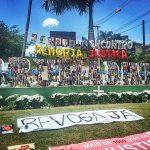 Homenagens marcam 2 anos e 9 meses da tragédia da Vale