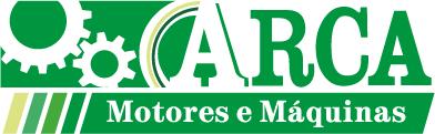 Logotipo Arca Motores e Maquinas - Guia Comercial de Brumadinho